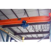 China Single Girder Electric Overhead Travelling Crane , Workshop Bridge Crane wholesale