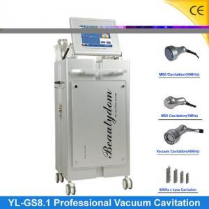 China Floor Stand Cavitation RF Slimming Machine wholesale