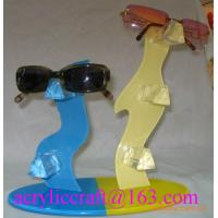 China Acrylic reading glasses display stand, safety glasses display stand, glasses holder on sale