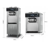 China Commercial 22L-28L soft floor style ice cream machine ice cream making machine   WT008613824555378 on sale