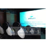 China 5D Cinema System With Luxury Leather Motion Chair In Shopping Center wholesale
