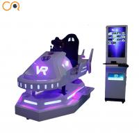 China 2500w Racing Car Advance Games Virtual Reality Simulator 9d VR Experience wholesale