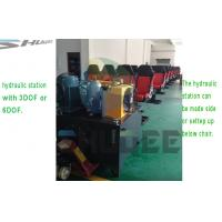 China 4D motion chair hydraulic system, Motion Theater Chair , 6DOF platform motion chair wholesale