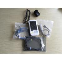 Handset Spo2&Temp Pulse Oximeter Palm Pulse Oximeter Handheld Patient Monitor For Home / Hospital with 3 Parameters