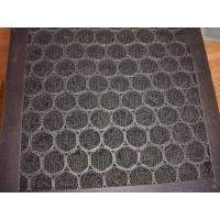 China Plastic Honeycomb  Activated Charcoal Filter Material  Removing Bad Air wholesale