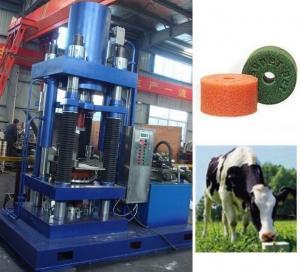 China Automatic Fly Ash Block Making Machine , Universal Hydraulic Briquette Press Machine on sale