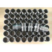 "China 1"" Inch Weld Threaded Pipe Fittings , Steel Pipes And Fittings CE Certificates wholesale"