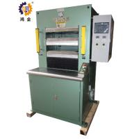 China PLC Control High performance Hydraulic Heat Press Machine With Two Opening 50T wholesale