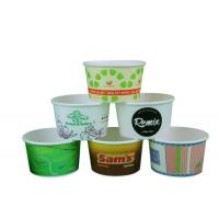 Buy cheap Multiple Size Personalized Disposable Soup Cups With Lids , Hot Food Cups from wholesalers