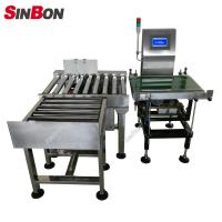 China Online Automatic Conveyor Check Weigher conveyor weight scale in wholesale