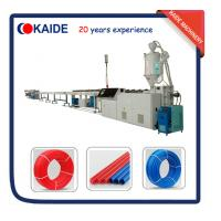 China Cross-linking PE-Xb Pipe Extrusion Machine KAIDE factory wholesale