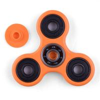 China Hand Spinner Fidget Toys For Adults , Anti Stress Tangle Fidget Toy With Steel Ball wholesale