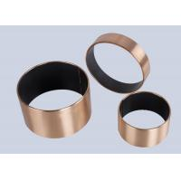 China Bronze Base Rolling Bearing Du Bushing For Metallurgical Iron And Steel Industry wholesale