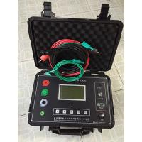 Buy cheap Precise Electrical Test Equipment 10KV Insulation Resistance Test Meter from wholesalers
