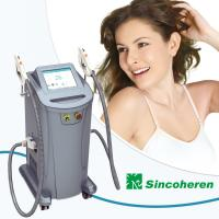 China Intense Pulsed Light Hair Removal IPL Beauty Machine For Wrinkle Removal wholesale