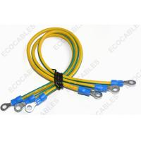 China UL1015 14AWG Electrical Wire Harness Industrial Battery Cable Harness on sale