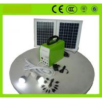 China portable solar generator solar energy system for home lighting, TV, Fans, mobile charger wholesale