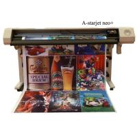 Buy cheap real economic eco solvent printer with Epson head for canvas printing from wholesalers