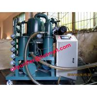 China PLC transformer oil filtration machine, dielectric oil filter module, automatic control wholesale