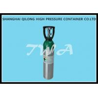 China SRGT -WT4 8LHigh Pressure Aluminum Gas Cylinder L Safety Gas Cylinder for Medical use wholesale