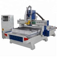 China 6kw Air Cooling Spindle Cnc Acrylic Cutting Machine , 3d Woodworking CNC Router wholesale