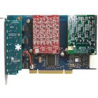 China TDM800P Asterisk Card with 4FXO&4FXS Port for Call Center wholesale