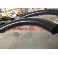 China Seamless Steel Pipe Elbow \ Bend , Short Radius Bend,45/90 /180Degree,R=5D,Material ASTM A312 TP316L on sale