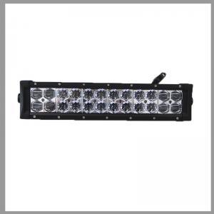 China 6D Straight Led Light Bar For Cars 6000K CE RoHS EMC Combo Driving Led Cree Light Bar wholesale