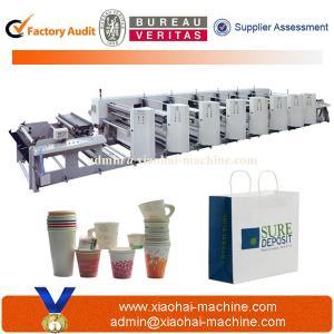 China High Speed Label Flexo Printing Machine on sale