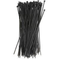 China Plastic Tie Straps Releasable Nylon Cable Ties 200mm For Bunching Electric Cables wholesale