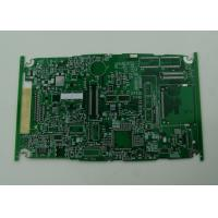 China HDI High Density Universal PCB Board 10 Layers with Blind / Burried Vias wholesale