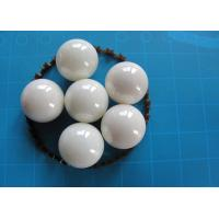 China ZrO2 Ceramic Plain Bearings Ball Anti-Canker No Magnetism  Isolation For Electricity wholesale