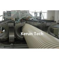 Water Supply / Gas Supply Large Diameter HDPE Pipe Extrusion Equipment Line 480