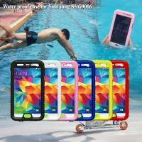 China Sand Bank Diving Protective Case Waterproof Phone Case  For Iphone 4 4S/5S 5 on sale