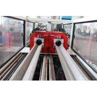 China HDPE Hollow Wall Winding Plastic Pipe Production Line With Large Diameter wholesale