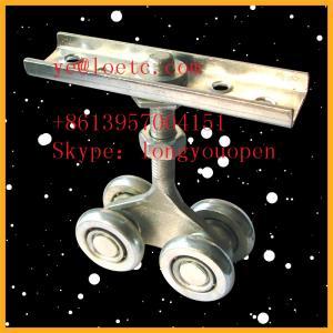 China Sliding gate track , Sliding gate tracks , Sliding door track,  Sliding out door track ,  gliding gate on sale