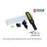 China Belt Holster Metal Detecting Wand Sound / Vibration Alarm Modes 25 KHz wholesale