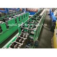 Quality Light Steel Keel Ceiling Angle Stud And Track Roll Forming Machine 0.5-1.0mm for sale