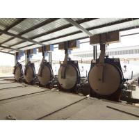 China Large scale pressure vessel AAC Autoclave with safety device and good quality wholesale