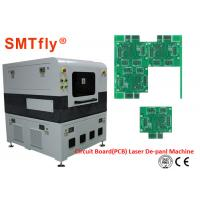 China FPC Separator Laser PCB Depaneling Machine 2500mm/S Laser Scanning Speed SMTfly-5L wholesale