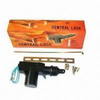Central Locking with 2 Wires, Double-track Design/360° Rotational Heads, Easy to Install