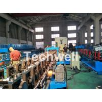 China 18 forming stations Auto Changeover Cable Tray Roll Forming Machine with PLC Electrical Control wholesale