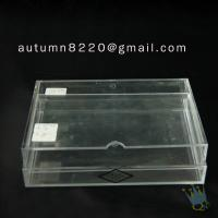 China BO (59) clear acrylic jewelry display case wholesale