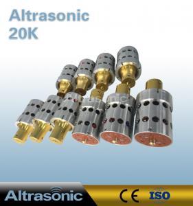 China Dukane Heavy Duty Ultrasonic Converters 20khz 110-3122a 41C30 Rear Mount wholesale