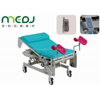Quality Motorized Gynecological Examination Table Height Adjustable With Paper Holder for sale