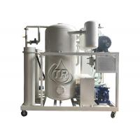 China Black Transformer Oil Cleaning System / Waste Lube Oil Recovery Purifier Machine on sale