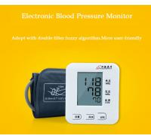 China Upper Arm  Electronic Blood Pressure Cuff , Blood Pressure Measuring Machine Lightweight wholesale