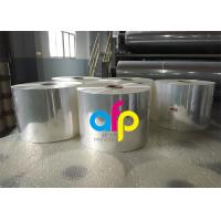 China Moisture Proof Popular BOPET Film , Transparent Laminating Packaging Film Roll wholesale
