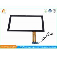 """Buy cheap 18.5"""" Large Size Capacitive Multi Touch Screen Panel With Usb Controller For from wholesalers"""