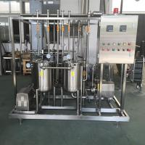 China Automatic UHT Sterilization Machine Flash Pasteurizer Juice Sterilizer 5.5 KW wholesale